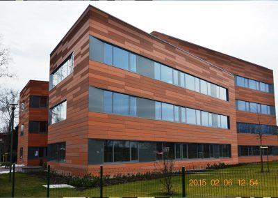 Graphisoft Park, Studentenwohnheimgebäude
