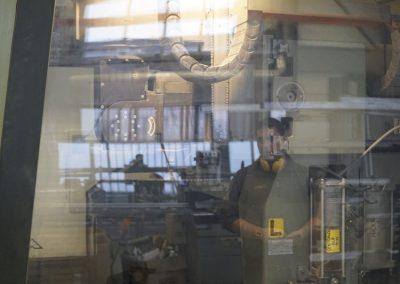 Produktion: Fertigungsbetrieb in Aszód